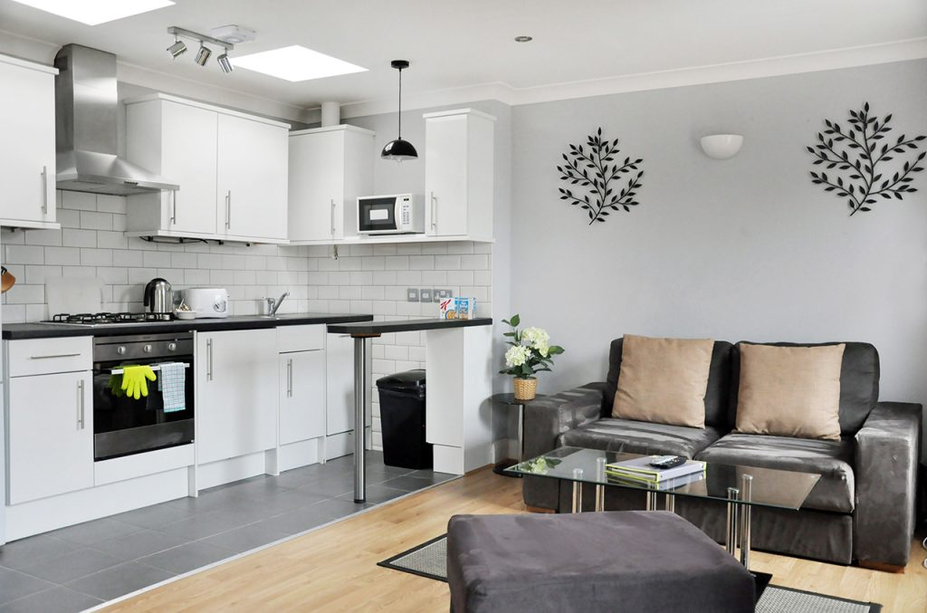 One bed apartment in Hammersmith, Lamington Apartments