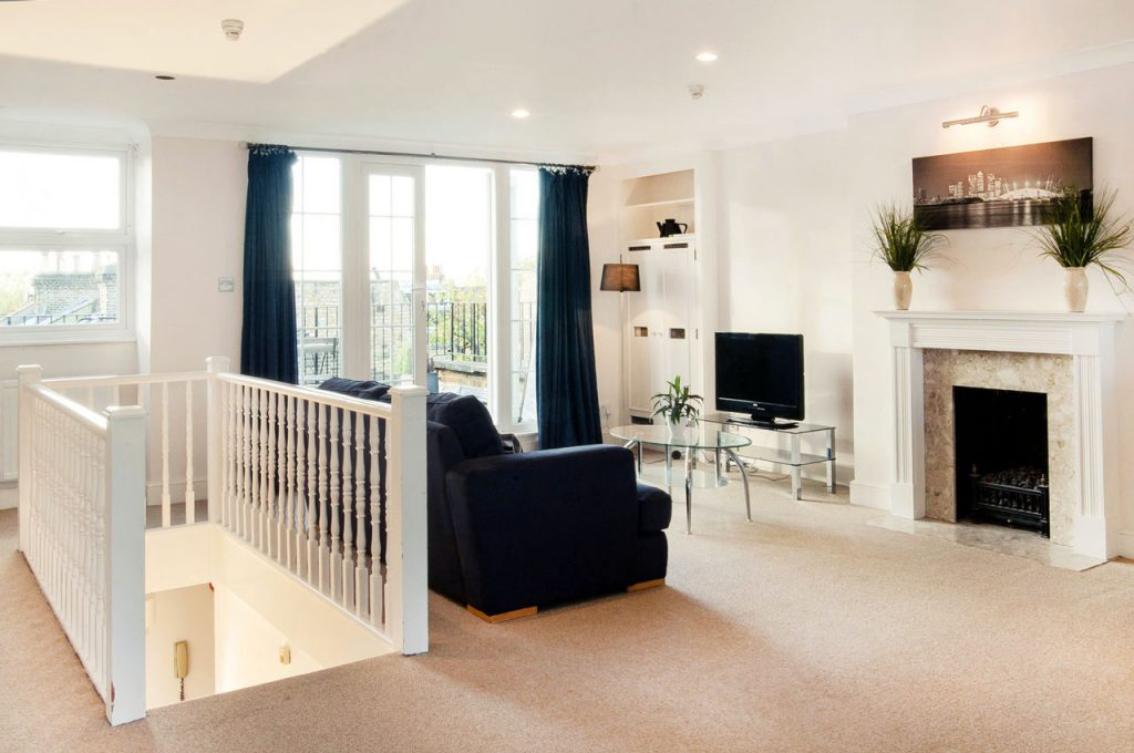 Two bedroom apartments in Hammersmith